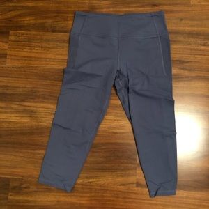 VS Sport cropped legging with pockets